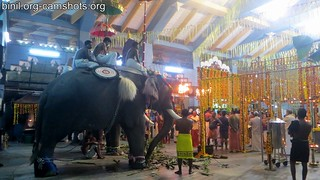 Thiruvambadi Sri Krishna Temple, Thrissur - Punkunnam Desa Pattu on 3rd Jan 2019