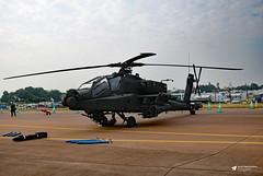 Q-20 Boeing AH-64D Apache Longbow, Royal Netherlands Air Force, RAF Fairford, Gloucestershire (Kev Slade Too) Tags: q20 boeing ah64 apache longbow royalnetherlandsairforce egva raffairford riat2018 gloucestershire