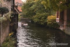 Bruges (Stefan Lambauer) Tags: bruges flandres boat belgium bruge barco people lancha passeio turismo oldcity canal city old bélgica belgique stefanlambauer 2015 europe brasil br