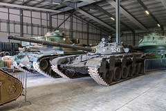 T72 15th Sept 2018 #2 (JDurston2009) Tags: conservationhall t72 tigerday tigerdayx bovington bovingtoncamp dorset mbt reservecollection tank tankmuseum thetankmuseum vehicleconservationhall vcc