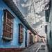 Fachada Colonial en el Casco de la Guaira VI...