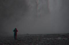 holocene (Dur.den) Tags: waterfall iceland man 3d islandia agua water