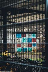 Reste der Berliner Mauer (Thomas Feiereis) Tags: berlin berlinwall wall hinterhof backyard beton grenze broder