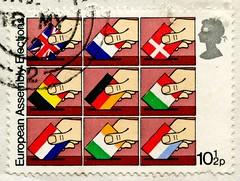 *in memory* great stamp Great Britain 10,5p (1st European Assambly Direct Elections 1979, 1. Europawahlen; European Community, Europäische Gemeinschaft, Communauté européenne, Comunidad Europea, Comunità Europea, Европе́йское соо́бщество, Comunidade Europ (stampolina, thx for sending stamps! :)) Tags: england gb greatbritain unitedkingdom uk commonwealth grosbritannien british briefmarken スタンプ postzegel zegel zegels марки टिकटों แสตมป์ znaczki 우표 frimærker frimärken frimerker 邮票 طوابع francobolli bolli postes timbres sellos selos razítka γραμματόσημα bélyegek europeancommunity europäischegemeinschaft communautéeuropéenne comunidadeuropea comunitàeuropea европе́йскоесоо́бщество comunidadeeuropeia 欧洲共同体 eu eg ec ce markica antspaudai маркица pulları tem perangko timbru flag europe fahne flagge brexit europa stamps belgium denmark germany france ireland italy luxembourg netherlands