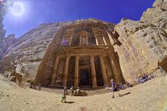 A memorial for royalty (T Ξ Ξ J Ξ) Tags: jordan petra fujifilm xt20 teeje samyang8mmf28 siq canyon unique sandstone tsamud