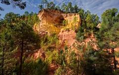Les Ocres de Roussillon (Cri.84) Tags: roussillon paysage vaucluse provence sonyalpha