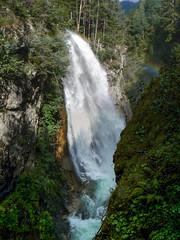 Cascate di Riva (Reinbachfälle) (giorgiorodano46) Tags: agosto2006 august 2006 giorgiorodano valleaurina ahrntal mountain holidays vacations altoadige sudtirolo waterfall