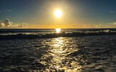 Laguna Beach Sunset (Andy.Gocher) Tags: andygocher canon100d usa california laguna beach seascape sea water seaside sunset surf