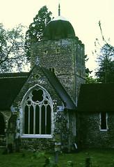 Slide 137-29 (Steve Guess) Tags: albury guildford surrey old parish church england gb uk