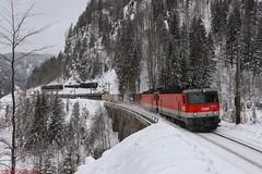 ÖBB Rh 1144 074 (Bradley Morey) Tags: öbb österreich rh 1144 wald am arlberg vorarlberg trainspotting train photography hall tirol reihe