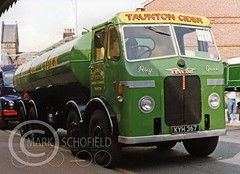 KYH367 LEYLAND (Mark Schofield @ JB Schofield) Tags: jim taylor transport road commercial vehicle lorry truck wagon tipper tanker artic eight wheeler haulage contractor bulk haulier tractor unit freight hgv lgv