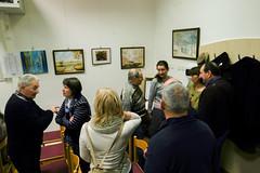 Kultúrházak Éjjel-Nappal 2019.02.15. (VOKE Vasutas Művelődési Ház) Tags: voke vasutas művelődési ház pécs kultúrházak éjjelnappal 2019 rendezvény esemény program event kiállítás megnyitó