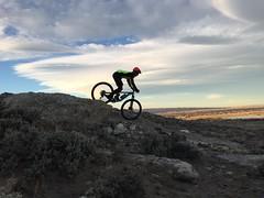 Beck Lake Bike Trails 3 - Cody Field Office (BLM_Wyoming) Tags: mountainbiking rockdrop becklake lenas cody wyoming