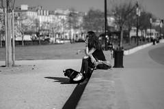 DSCF2089 (LexomIA) Tags: bordeaux street urbain bw nb streetphotography
