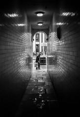 Tiled (stephen cosh) Tags: analohgue blackandwhite candid film leicam7 leitz35mmsummilux london stephencosh street streetphotography