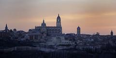Catedral_de_Segovia-5438 (puertazato) Tags: segovia catedral catedraldesegovia castillaleon nikond90 nikon atardecer
