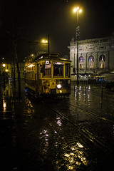 Tramway / Porto / Portugal (regardsparisiens) Tags: 18mm 2019 24x36 3x2 candid capturestreets couleurs dreaminstreets europe everydayeverywhere extérieur fromstreetswithlove fujifilm generationstreet hiver laurentdufour lensonstreets life night nuit objectifultragrandangle people photographiederue pluie porto portrait portugal regardsparisiens rue soir storyofthestreet storyofthestreets streetfocuson streetphoto streetphotographer streetphotography streetphotographyinternational thestreetphotographyclub thestreetphotographyhub tramway ville wearethestreets wearethestreet winter worldstreetfeature xpro1 zonestreet