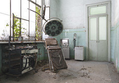 Manicomio di R (Sean M Richardson) Tags: abandoned asylum italia manicomio creepy decay details texture color light canon photography travel explore classic medical