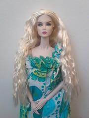 Spring Time Goddess (Talolili) Tags: integrity toys nuface dolls fashion royalty eden blair