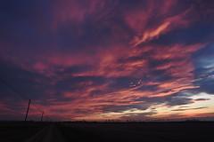 DSC_7008_gimp (STE) Tags: tramonto sunset cielo sky nuvole clouds