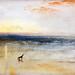 Dawn after the Wreck de W. Turner (Fondation Vuitton, Paris)