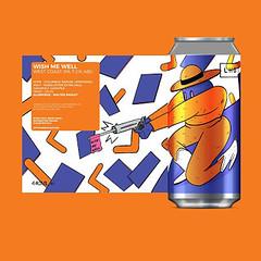 Left Handed Giant (UK) - Wish Me Well // West Coast IPA // 7.2% (International Beer News) Tags: beer beers craft craftbeer beerme beerporn beernews beerelease