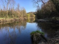 Riflessi sul Lambro (biom73) Tags: rio acqua lombardia italia fiume river water italy landscape