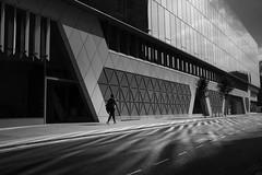 Point of the rank (Scott Baldock) Tags: london street photography architecture bw mono fujifilm
