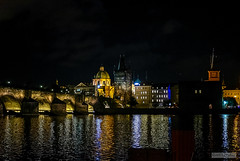Prague - 2017 - 19 (Quentin CUVELIER) Tags: ifttt 500px street bridge cz cze czech republic europe moldau night scene nuit pont charles prague praha république tchèque vltava castle sunset twilight dawn arch townscape river cityscape city light building exterior promenade architecture tower 10000000 10001000 10001003 continentsetpays czechrepublic jeux nightscene pontcharles républiquetchèque staréměsto sujets viequotidienneetloisirs game lifestyleandleisure