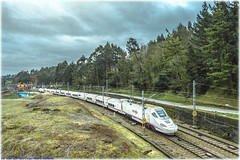 Alvia en Villabona (440_502) Tags: 130 041 grupo renfe operadora viajeros alvia gijón sanz crespo villabona de asturias madrid chamartín