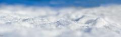 ... snowy hills ... (wolli s) Tags: snow hills macro stitched panorama nikon d7100