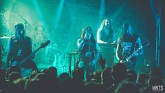 Amorphis - live in Kraków 2019 fot. Łukasz MNTS Miętka-33