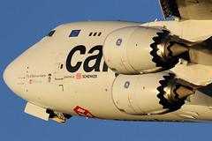 lx-vcb (Jeroen Stroes Aviation Photography) Tags: cargolux 747800 panc alaska anchorage