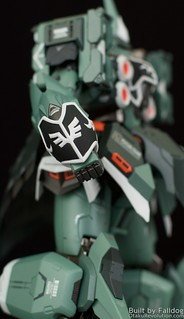 Steel Legend Metal Build Kshatriya 18 by Judson Weinsheimer
