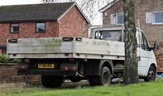 P788 MOL (Nivek.Old.Gold) Tags: 1997 ford transit 190 lwb dropside 2496cc diesel
