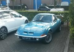 1973 Opel GT SZ-VP-14 (Stollie1) Tags: 1973 opel gt szvp14 veenendaal