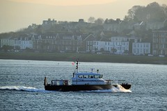 SD Clyde Spirit (Zak355) Tags: rothesay isleofbute bute scotland scottish naval royalnavy rfatideforce rfatiderace a139 a137 riverclyde shipping ship boat vessel fueltanker sdclydespirit