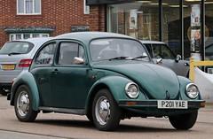 P201 YAE (Nivek.Old.Gold) Tags: 1997 volkswagen beetle 1598cc beetlesukcom