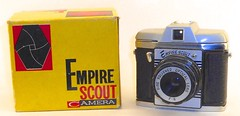 Empire Scout camera (model No. 316) (Still Cameras) Tags: camera empire scout 120