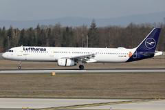 D-AIRY 30032019 (Tristar1011) Tags: fra eddf frankfurtmain frankfurt lufthansa airbus a321200 a321 dairy flensburg diemaus