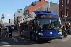 IMG_5139 (GojiMet86) Tags: mta nyc new york city bus buses 2017 xn40 785 b43 manhattan avenue lorimer street