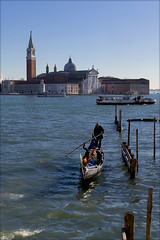 Views of Venice. Gondola ride. (atardecer2018) Tags: venice water winter 2018 italy city architecture arquitectura италия архитектура венеция зима