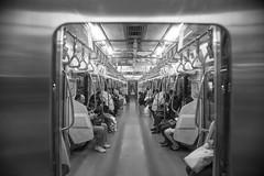 TRAIN LIFE (ajpscs) Tags: ©ajpscs ajpscs 2019 japan nippon 日本 japanese 東京 tokyo city people ニコン nikon d750 tokyostreetphotography streetphotography street night nightshot tokyonight nightphotography strangers urbannight attheendoftheday urban walksoflife tokyoscene anotherday monochromatic grayscale monokuro blackwhite blkwht bw blancoynegro blackandwhite monochrome train trainlife
