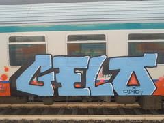 843 (en-ri) Tags: odio gelo crew nero arancione azzurro train torino graffiti writing