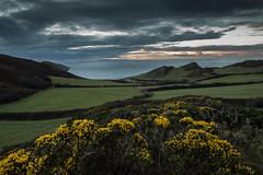 North Devon Coast (Robin M Morrison) Tags: north devon coast sunset sky clouds lundy sea