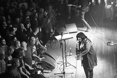 Lydia Lunch @ Le Guess who 2018 (bm^) Tags: band utrecht nederland vrouw woman tivoli leguesswho2018 le guess who 2018 vredenburg carl nikond700 de zeiss 14 lastfm:event=4418511 concert music muziek carlzeiss distagont228 distagon282zf nikon d700 bw blackandwhite black white blackwhitephotos zf2 lydialunch lydia lunch