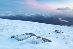 Torridon Twilight (RattyBoots) Tags: workshop alexnail torridon scotland january2019 mountain winter snow canon 24105l canon5d3