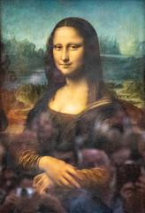 Mona Lisa (and museum goers), Leonardo da Vinci (Stanton World Photography) Tags: paris france thelouvre monalisa leonardodavinci monnalisa lagioconda lajoconde louvremuseum muséedulouvre
