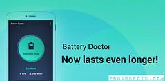 تطبيق توفير البطارية Battery Doctor (Battery Saver) 6.28 للأندرويد مجاناً (ayoubhari41) Tags: android الأدوات تطبيقات اندرويد