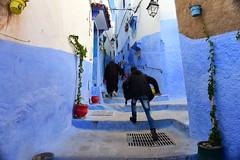 Chefchaouen, Morocco, January 2019 D810 608 (tango-) Tags: chefchaouen bluecity villaggioblu bluevillage morocco maroc 摩洛哥 marruecos марокко المغرب